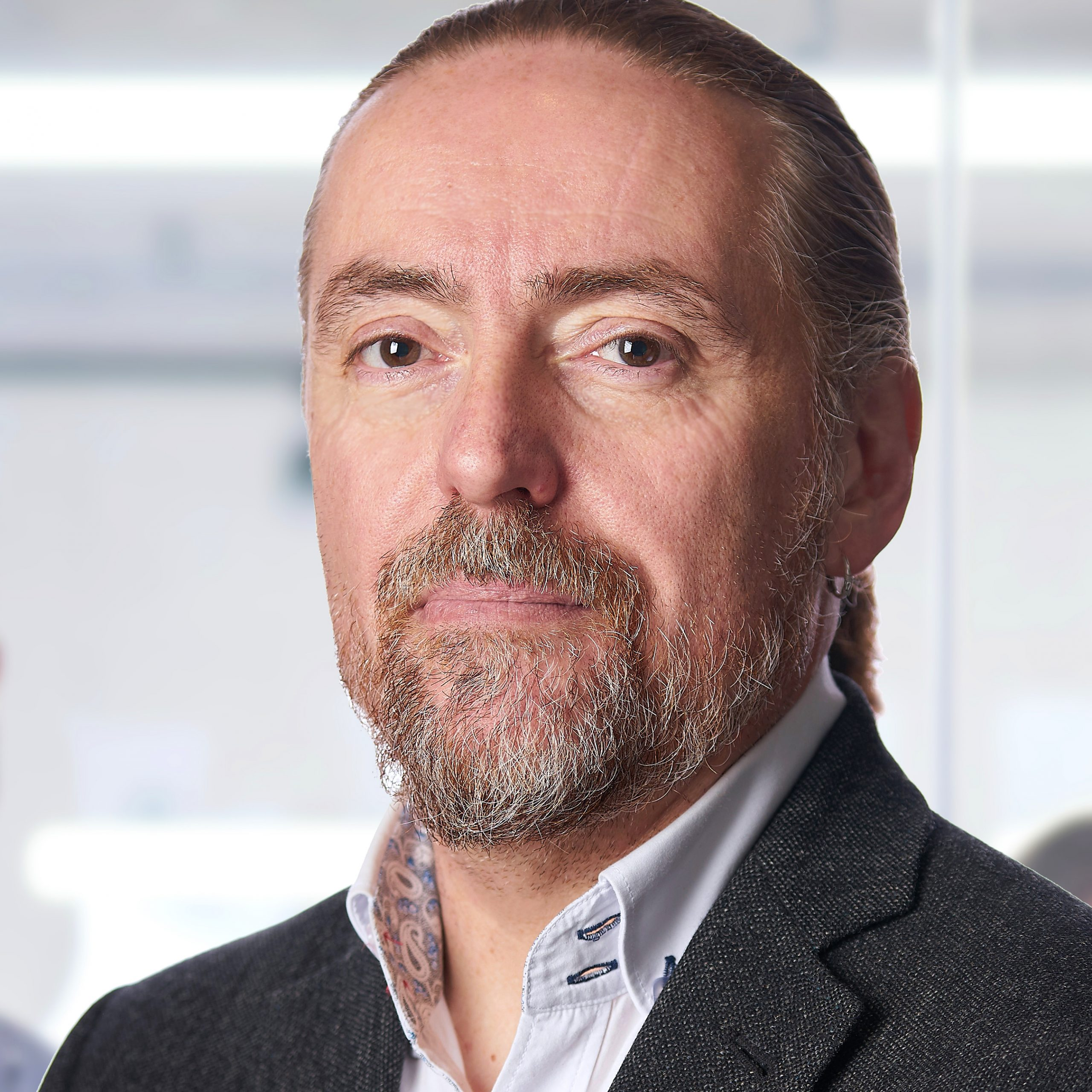 Richard Collins CSR Accreditation