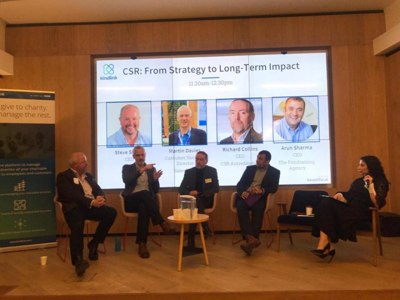 charity-corporate partnership