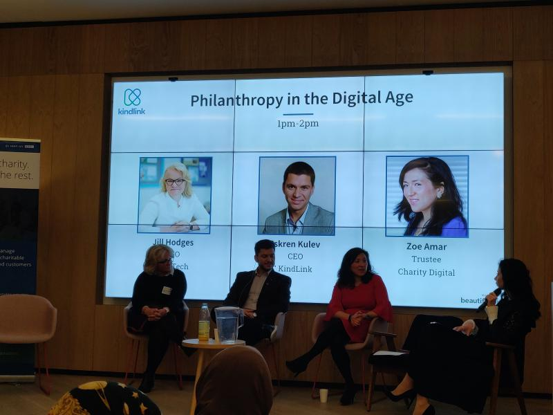 Charity Digital Presence
