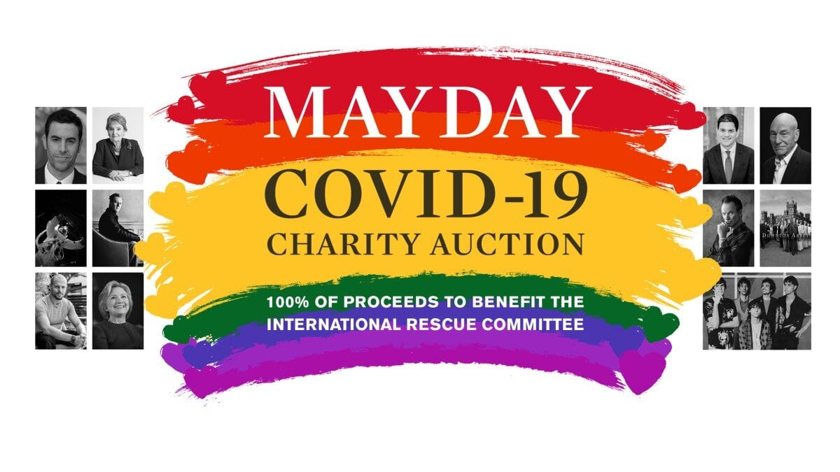 MayDay auction